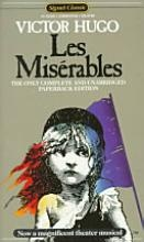 Les Miserables, by Victor Hugo