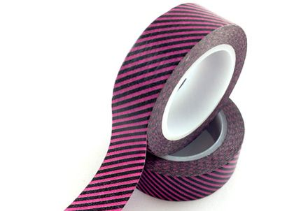 twill washi tape,stripe washi tape,zebra washi tape,red black twill washi tape E-mail: sale8@packingtape.cn