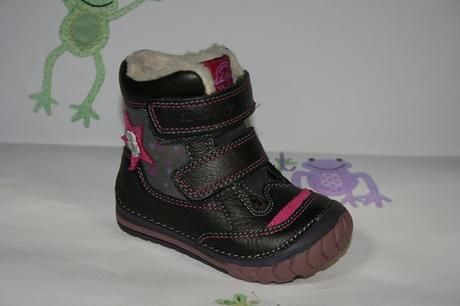 Zimné topánočky d.d.step, d.d.step,21