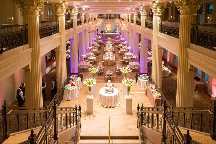 the enchanted mermaid banquet hall