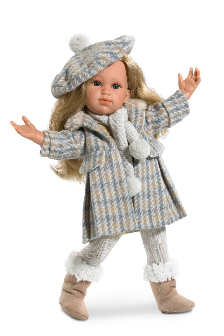 Llorens panenka Helene - exkluzivně v Zemi panenek