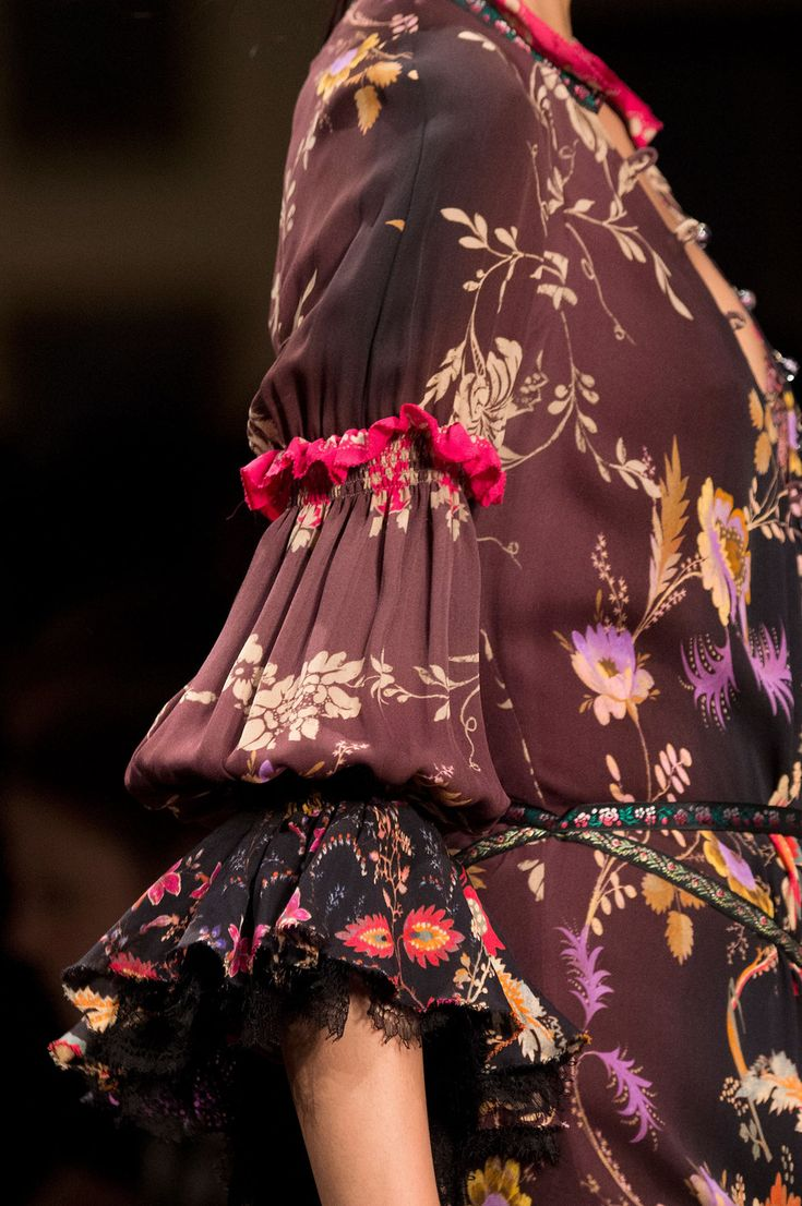 Etro Spring 2016 Ready-to-Wear