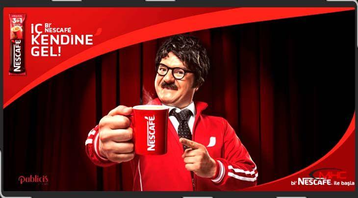 Nescafé 3ü1 Arada Reklam Filmleri | Şevket Hoca |