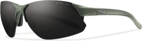 Smith Optics Parallel D Max Sunglasses, Matte Fatigue Frame, Blackout/Ignitor/Clear Lenses
