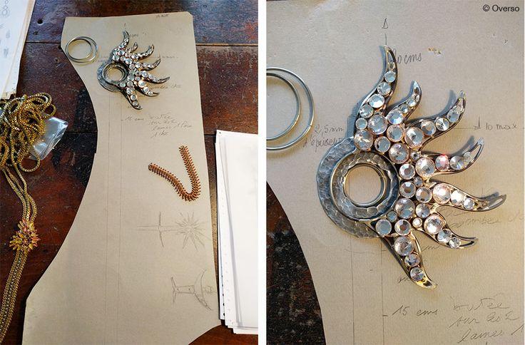 Overso | Rencontre avec Marina Gendre, créatrice de bijoux pour le spectacle