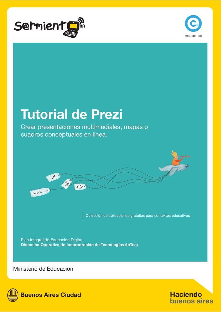 tutorial-prezi-20685935 by Karina Crespo- Ministerio de Educacion via Slideshare