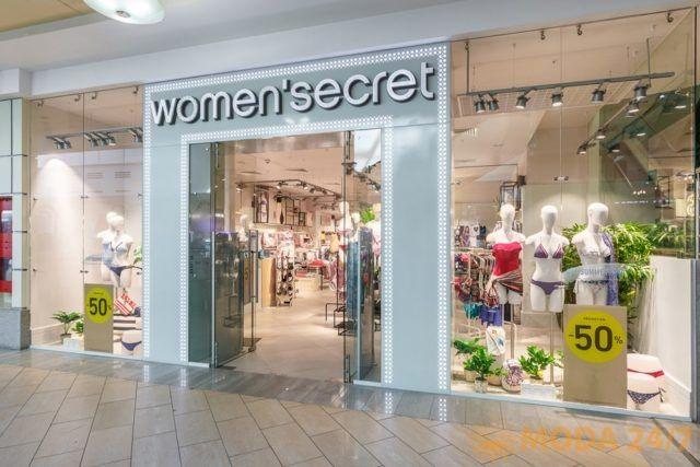 IT SHOP WOMEN'SECRET http://moda247.ru/it-shop-womensecret/  Международный бренд WOMEN'SECRET @womensecretofficial открыл двери своего флагманского бутика в ТЦ «АТРИУМ» @atriummoscow. В просторном и светлом помещении площадью 150 кв.м, расположенном на 3-ом этаже торгового комплекса «Атриум», доступна актуальная коллекция бренда, в которой представлено все многообразие нижнего белья, одежды для сна, купальников и пляжной одежды. Дизайн нового пространства выполнен в соответствии с последней…