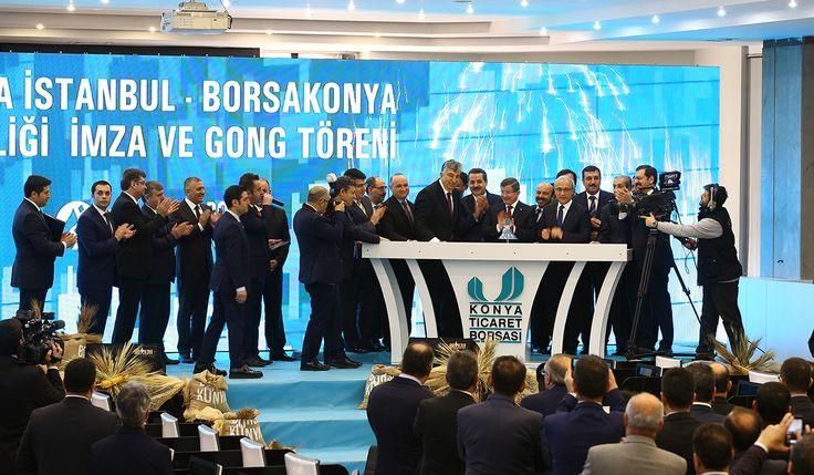 Borsa İstanbul ve BorsaKonya'dan İş Birliği Anlaşması