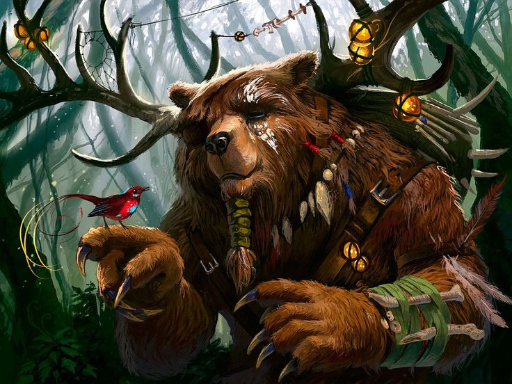 fantasy animal pictures - Google Search