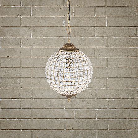 Poppy Small Chandelier | Arhaus Furniture