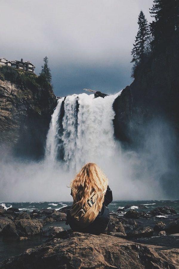 Wanderlust Girl #outdoor
