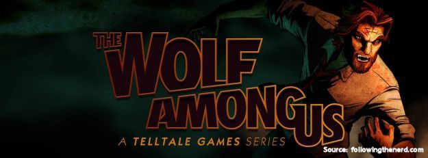 The Wolf Among Us - Be the Big Bad Wolf keeping the peace at Fabletown!