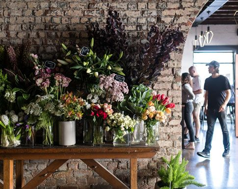 GLASSHAUS  FLORIST & GREENERY  MELBOURNE