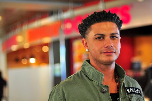 Pauly D . . . my guido heartthrob <3