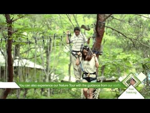 Epinard Nasu Hotel & Resort (Naqua Resort)  Promotion Video of Tochigi Prefecture in Japan