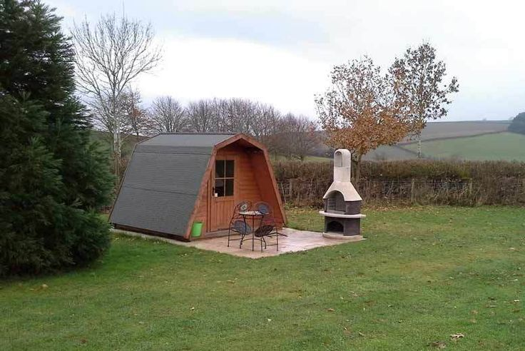 2-3nt Shropshire Glamping for 2 deal in Holidays Enjoy two or three nights' glamping in the heart of the Shropshire hills!  Campsite rated 5* on TripAdvisor.  Stay in a wooden pod with a sofa bed, fridge, kettle, crockery, heater and lighting, plus outside chimenea.  Toilets, showers and washing up area all ideally located close to each pod.  Explore Flounders' Folly, Stokesay Castle or  Blist Hill Victorian Village. BUY NOW for just £59.00