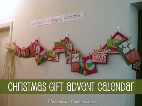 Christmas Advent Calendar: