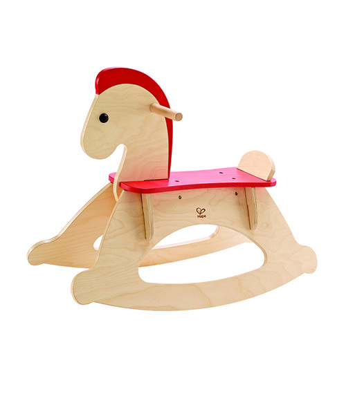 Rock and Ride Rocking Horse From Hape from The Wooden Toybox