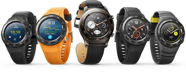 MWC 2017: HUAWEI WATCH 2 WATCH 2 Classic smartwatches with 4G LTE GPS Android Wear 2.0 and Heart rate monitor announced - Price Availability Specifications #Drones #Gadgets #Gizmos #PowerBanks #Smartpens #Smartwatches #VR #Wearables @GadgetsEden  #GadgetsEden
