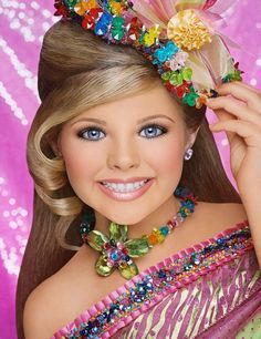 Toddlers and tiaras on Pinterest | Eden Wood, Tiaras and Pageant ...