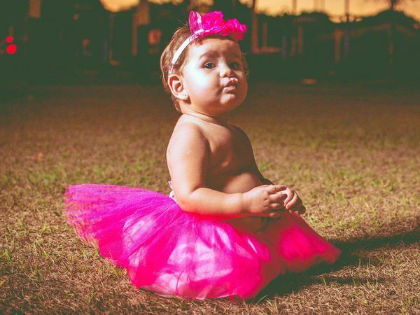 Bebê com lábio leporino e fenda palatina
