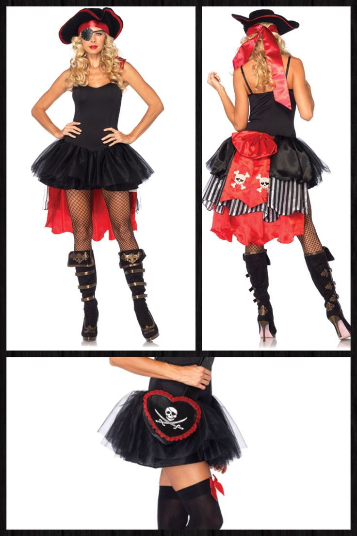 Arrrggg Create Your Own Pirate Costume With Leg Avenue  sc 1 st  Meningrey & Create Your Own Pirate Costume - Meningrey