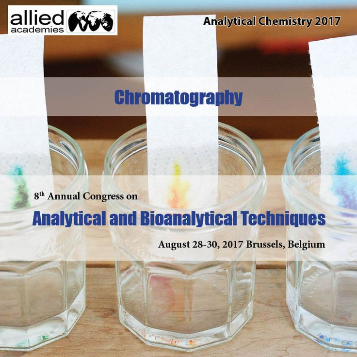 Chromatography  #Chromatography is that the collective term for a group of #laboratory techniques for the separation of mixtures. The mixture is dissolved in an exceedingly fluid referred to as the mobile part, that carries it through a structure holding another material referred to as the stationary part. #Column Chromatography may be a #separation technique during which the stationary bed is at intervals a tube. The particles of the solid stationary part or the support coated with a liquid…