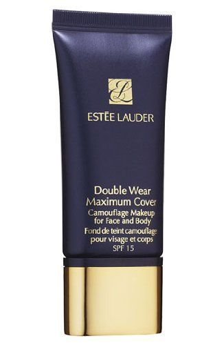 Estee Lauder Double Wear Maximum Cover Camouflage Makeup for Face and Body SPF 15 07 Medium Deep * Details can be found by clicking on the image.
