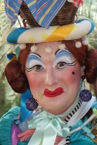 Widow Twankey from Barnstaple's Aladdin