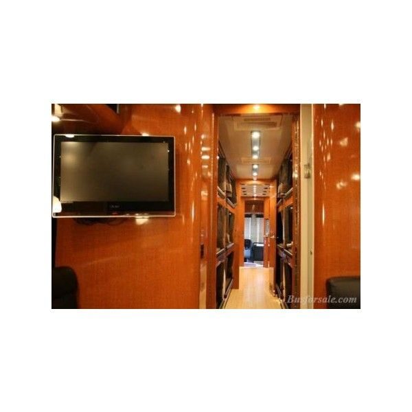 2009 Prevost bus | New and Used Buses, Motorhomes and RVs for sale ❤ liked on Polyvore featuring tour bus, buses, places and tour