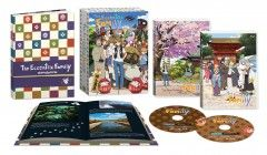 NIS America Reveals 'The Eccentric Family' Anime Release Date, Packaging Design