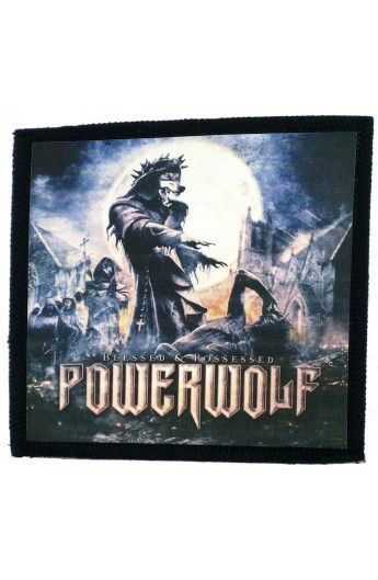 POWERWOLF - Blessed & Possessed (toppa piccola)   http://www.eraskor.com/it/toppe-band/549-powerwolf-blessed-possessed-toppa-piccola.html?search_query=powerwolf&results=4  - misure: (larghezza 10 cent. - altezza 10 cent.) - tessuto: feltro  - Fabbricazione: Italia - Tecnica di stampa: stampa su tessuto  ModelliRock BrandMP Service ToppeDa cucire BandPowerwolf  #powerwolf #powerwolfblessed&possessed #powerwolftoppa #powerwolfpatch #eraskorstore