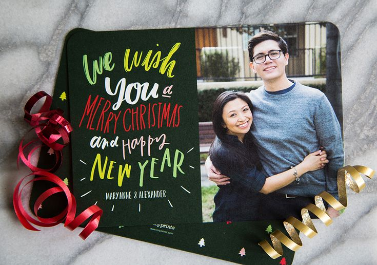 Tiny Prints Holiday Cards The Little Epicurean