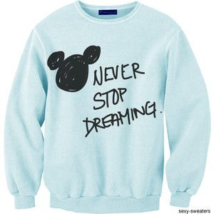 Love these Disney Sweatshirts!                                                                                                                                                                                 More