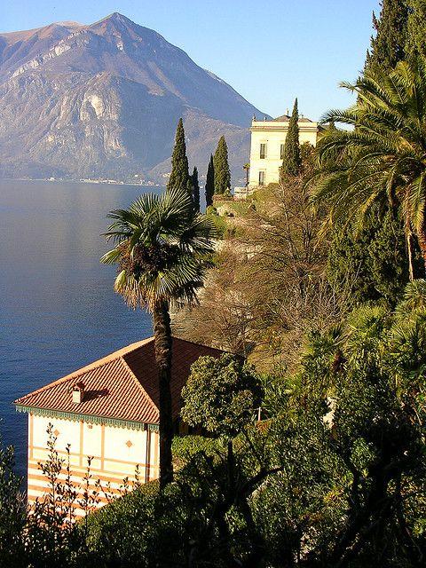 Lake Como, Italy. Travel in Italy and learn fluent Italian with the Eurolingua Institute http://www.eurolingua.co...