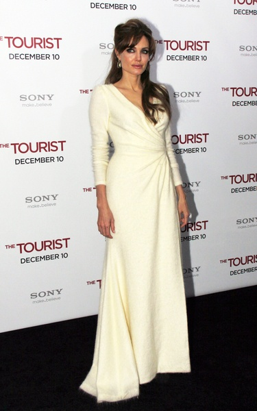 "Angelina Jolie will feature in a worldwide print ad campaign for French fashion designer Louis Vuitton this summer."" Photo Credit: PR Photos"