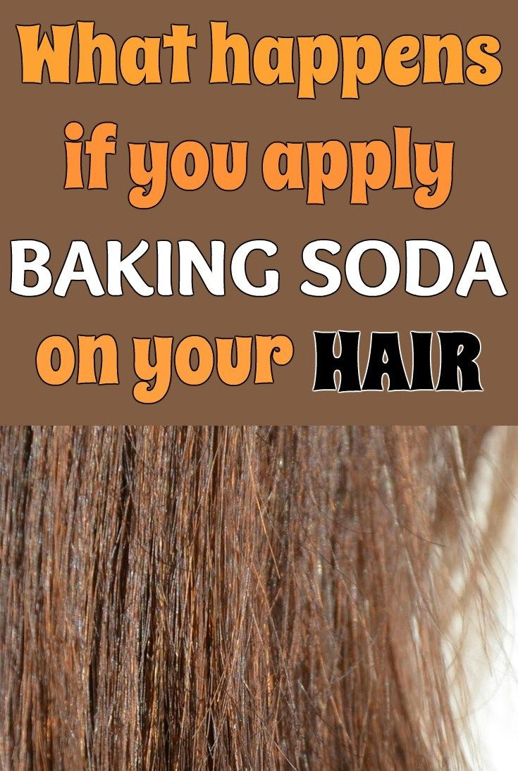 What Happens If You Apply Baking Soda On Your Hair