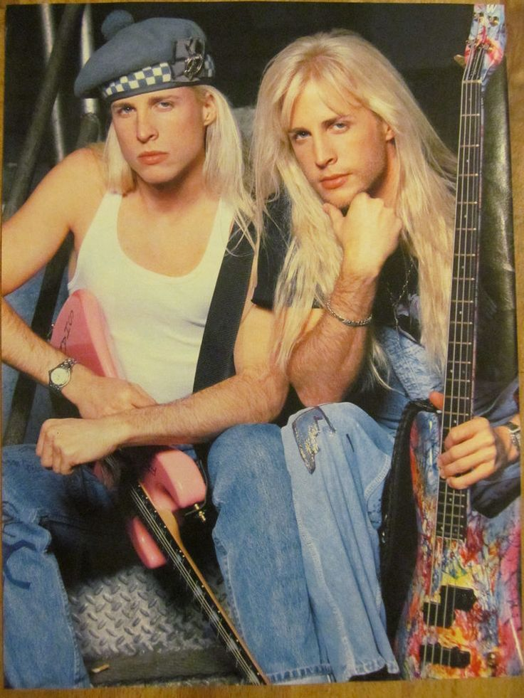 Matthew and Gunnar Nelson, Full Page Vintage Pinup