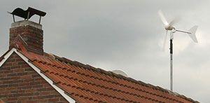 Kleinwindanlagen: viel Technik, aber oft wenig Ertrag. (Foto: BVKW/Thomas Endelmann/dpa/tmn)