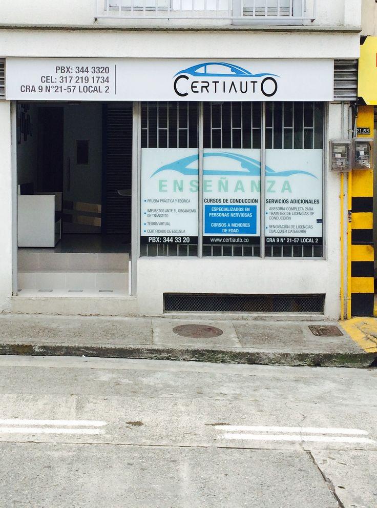 Academia de conduccion Certiauto Pereira RUNT Ministerio de transporte Transito Pereria CEA certiauto