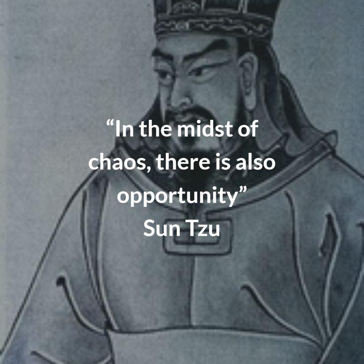 17 Best Chaos Quotes On Pinterest: 25+ Best Ideas About Sun Tzu On Pinterest