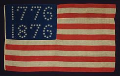 Jeff Bridgman Antique Flags, Early American Flags and Antique American Flags