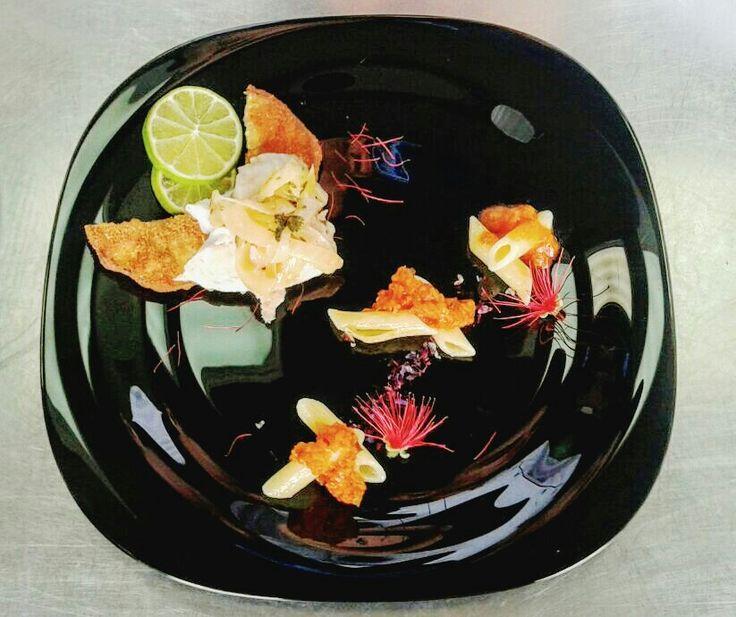 Escalope de pescaso🍷 sabores unicos con especias nuevas del gran cheff/*\valencia siii siii ... D'universal 🎷✨🔭📜
