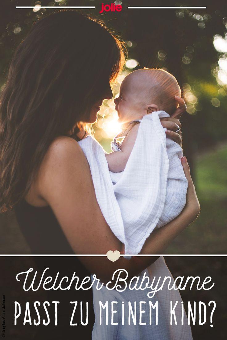 Welcher Name passt zu meinem Baby? Dieser Test hilft euch bei der Namensgebung