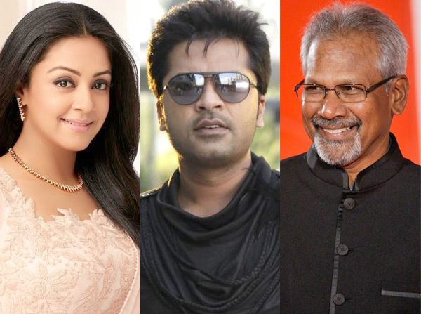 Breaking! Simbu joins Mani Ratnam's next featuring Jyothika, Fahadh Faasil and Aishwarya Rajesh #FansnStars