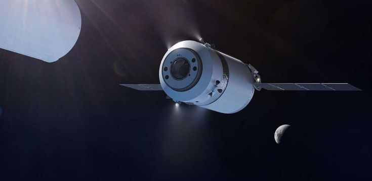 Dragon XL, the SpaceX spacecraft that will deliver the LOP ...