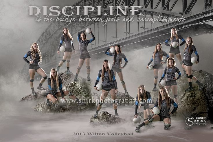 Volleyball poster