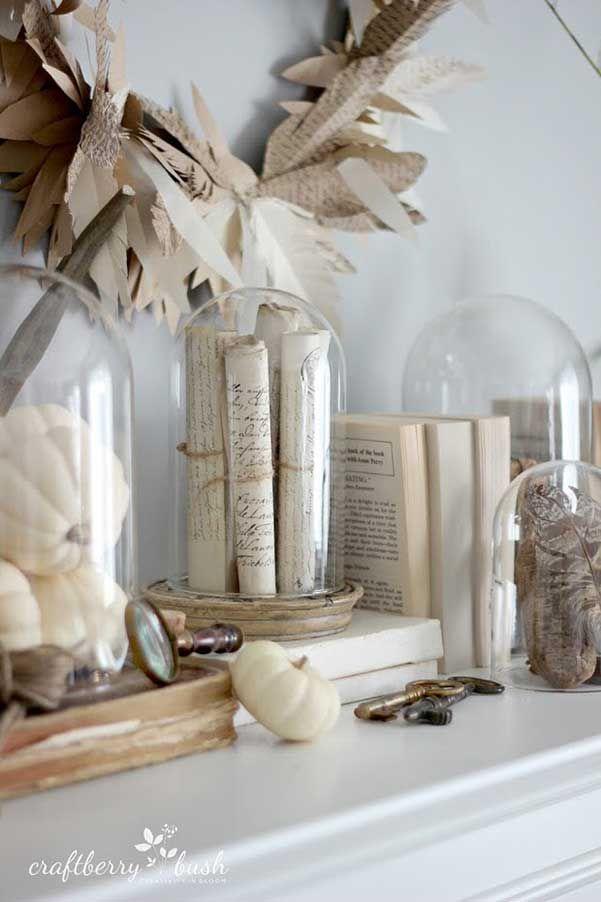 40 ideas para decorar tarros de cristal. | Mil Ideas de Decoración