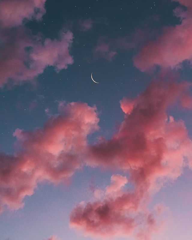 Pink Aesthetic Wallpaper Clouds