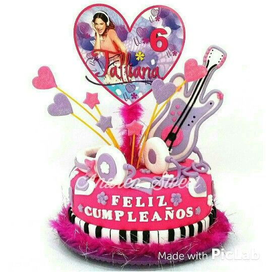 Violeta cake